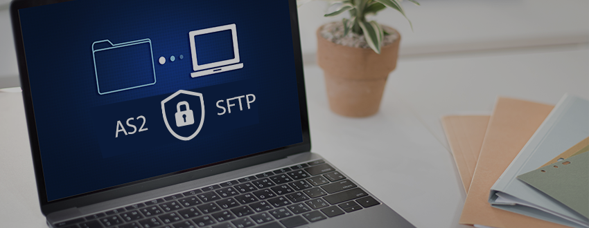 AS2 file transfers vs. SFTP file transfers