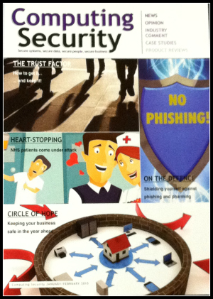 Computing Security Magazine
