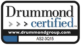 Drummond Certified AS2-3Q15