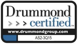 Drummond Certified™ AS2-3Q15